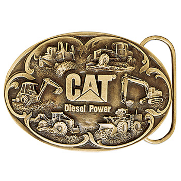 Picture of CAT Diesel Power Belt Buckle