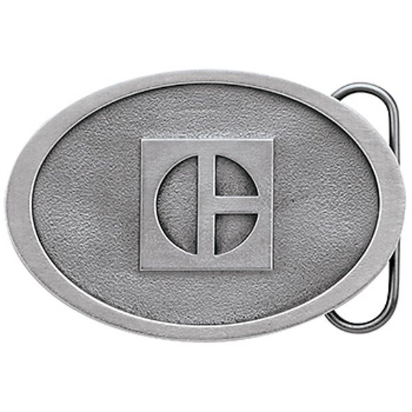 Picture of Caterpillar Heritage Block C Belt Buckle