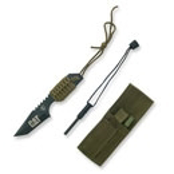 Picture of Knife with Fire Starter