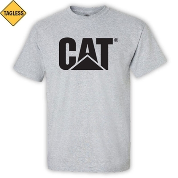 Picture of Grey Tagless Tee