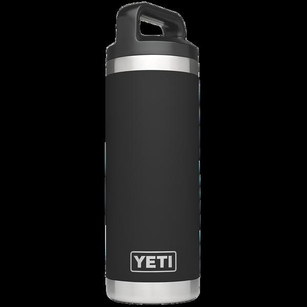 Picture of 18 oz Yeti Rambler Bottle Black