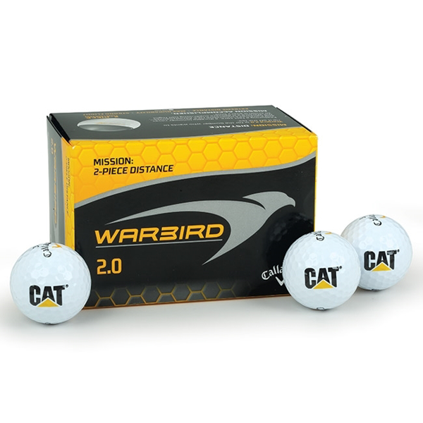 Picture of D. Callaway Warbird Golf Ball 2.0