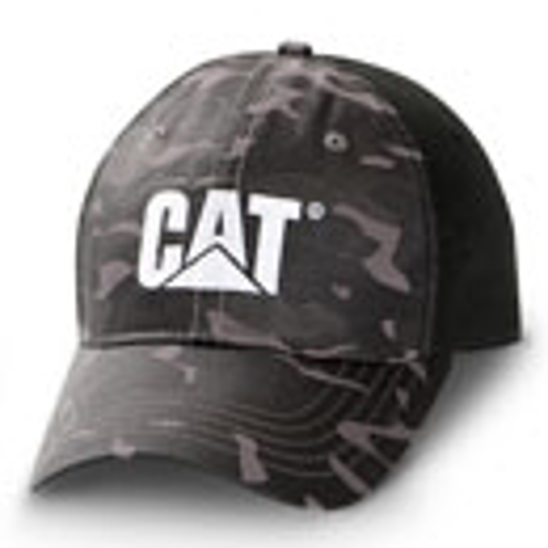 Picture of Tonal Black Camo Cap