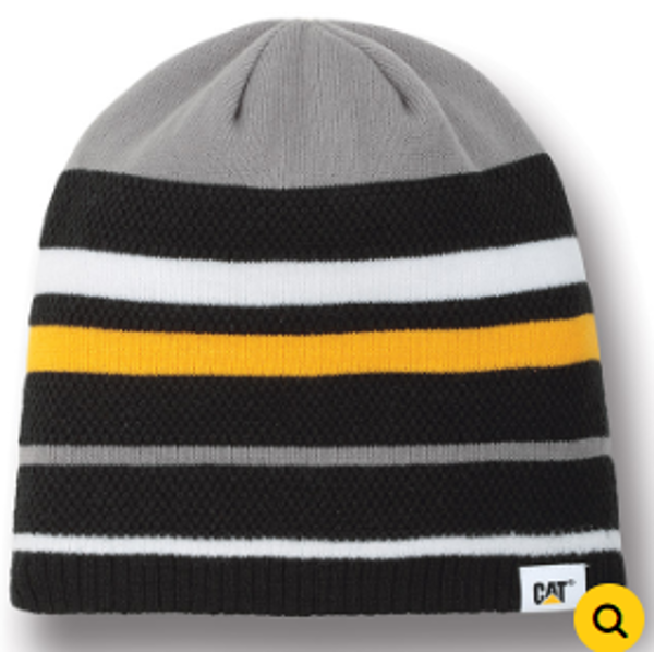 Picture of Textured Stripe Beanie