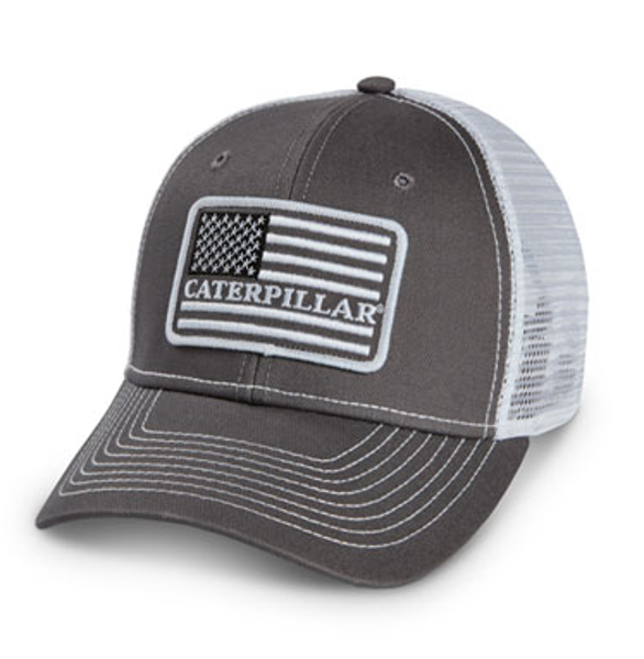 Picture of Flag Twill Patch Hat