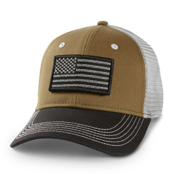 Picture of Removable Flag Patch Cap